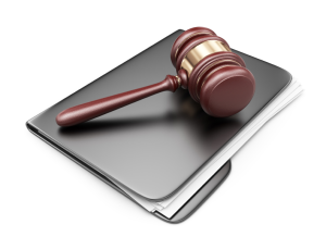 Court oder on data requirements