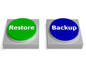 Restore Backup